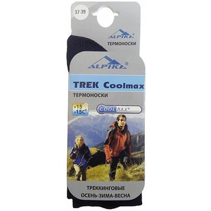 Термоноски Trek Coolmax Alpika