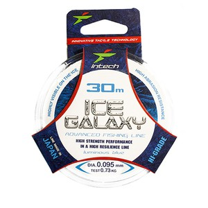 Леска Intech Ice Galaxy 30 м