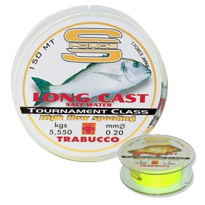 Леска Trabucco S-force Long Cast 150м