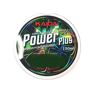 Леска Kaida Power Plus 150м