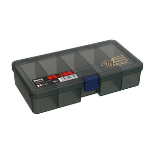 Коробка Meiho VS-708 LURE CASE LL GRY 5